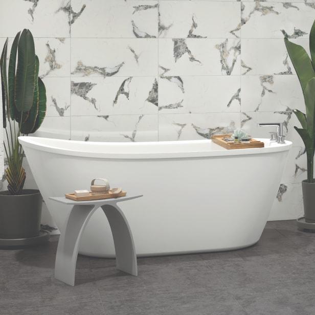 Tout pour la salle de bains douche bain toilette et for Comment fabriquer une colonne de salle de bain
