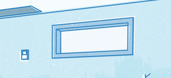 Conseils sous sol coresponsables tips tricks rona for Installation fenetre sous sol