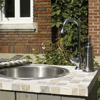 Outdoor Sink Station Plans House Design And Decorating Ideas