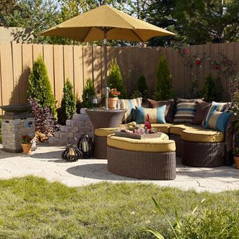 les abris solaires guides d 39 achat rona. Black Bedroom Furniture Sets. Home Design Ideas