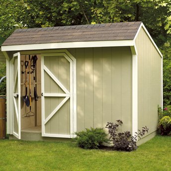 build a sturdy foundation for your shed - Garden Sheds Edmonton
