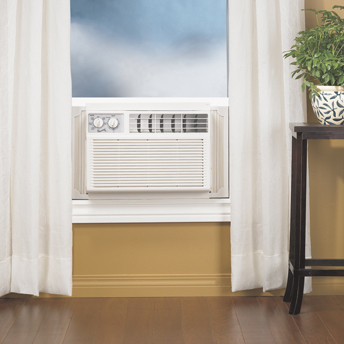 Supplemental air conditioner units.