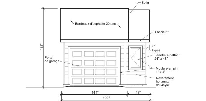 Construire Un Garage - {1} | Rona
