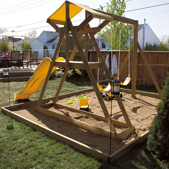 Play structure kit