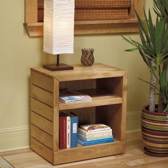 fabriquer un mobilier de chambre en pin - plans de construction   rona