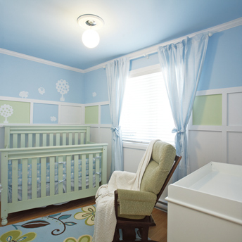 Baby s room planning guides rona rona for Habillage fenetre sous sol