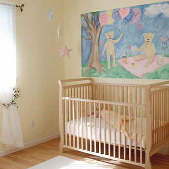 La chambre de bébé - Guides de planification | RONA
