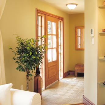 Quelle Couleur Pour Une Entrée De Maison les couvre-planchers pour l'entrée ou le vestibule - guides de