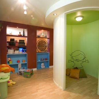 Concevoir une salle de jeu attrayante et s curitaire for Jeu pour gagner une maison