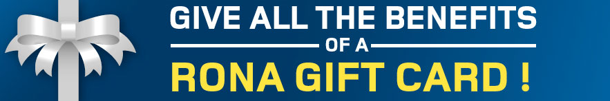RONA Gift Cards