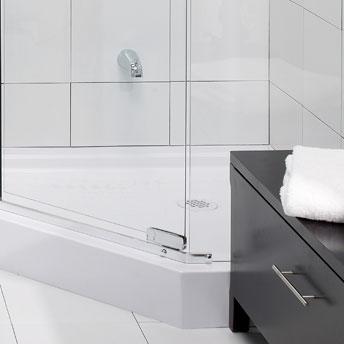 d boucher un renvoi de douche ou de bain 1 rona. Black Bedroom Furniture Sets. Home Design Ideas