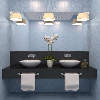 Bathroom Vanity Lights Rona bathroom lighting - buyer's guides | rona | rona