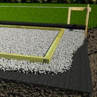 Planifier l 39 installation d une remise ou cabanon guides de planificatio - Fondation sur terre argileuse ...