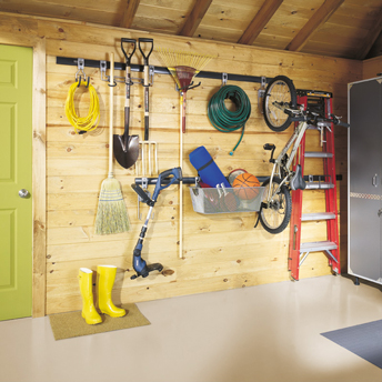 Garage strat gies d organisation 1 rona for Rona garage plans
