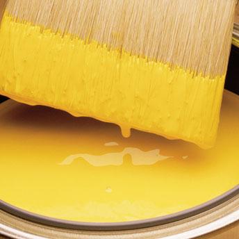 Aungular paint brush rona for Comment peindre du mdf