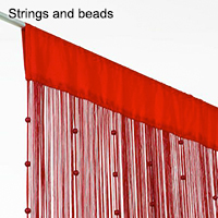 Strings and beads