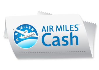 AIR MILES Cash at RONA