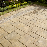 Slabs and pavers