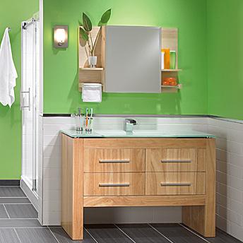construire une armoire pharmacie plans de construction rona. Black Bedroom Furniture Sets. Home Design Ideas
