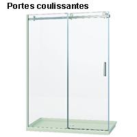 Douches modulaires monocoques et bases guides d 39 achat for Porte douche plexiglas