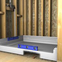Shower Stall Bases