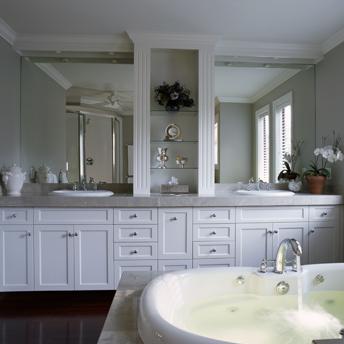 l 39 am nagement de la salle de bain guides de planification rona. Black Bedroom Furniture Sets. Home Design Ideas