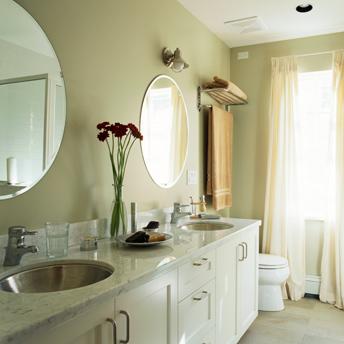 L 39 am nagement de la salle de bain guides de planification rona - Lingerie salle de bain ...