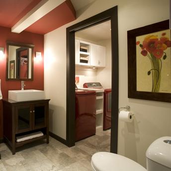 L\'aménagement de la salle de bain - Guides de planification | RONA