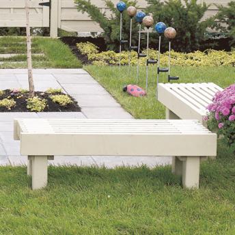 Build a garden bench CONSTRUCTION PLANS RONA