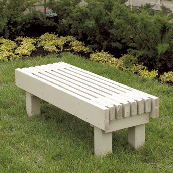 Build a garden bench construction plans rona for Plan table de jardin en bois