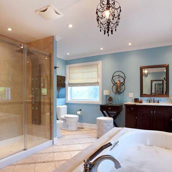 Ventilateurs de salle de bain guides d 39 achat rona - Evacuation humidite salle de bain ...