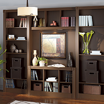 construire un meuble biblioth que plans de construction rona. Black Bedroom Furniture Sets. Home Design Ideas