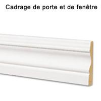 Moulures int rieures guides d 39 achat rona for Baguette decorative pour porte