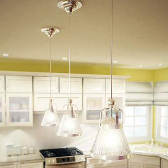 A good lighting design can totally transform a home.