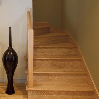 L 39 escalier int rieur terminologie et normes guides d for Descente d escalier interieur