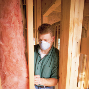 Proper insulation allows homeowners to control heating and air-conditioning costs.