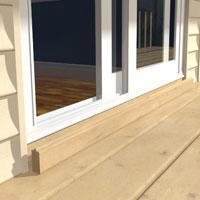 Install A Sliding Patio Door 1 Rona